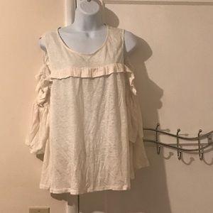 Anthropologie (Meadow Rue) blouse